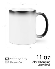 One Woman and Several Cars Color Changing Mug ceramic-color-changing-mug-lifestyle-74