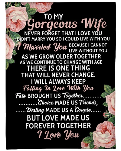 WF002 - PERFECT GIFT FOR YOUR WIFE