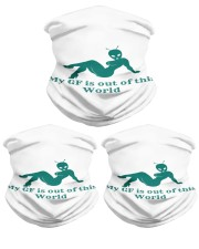 My GF is out of this world Neck Gaiter - 3 Pack thumbnail