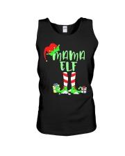 Mama Elf Shirt- Elf Family Shirts- Elf Christmas S Unisex Tank thumbnail