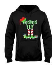 Mama Elf Shirt- Elf Family Shirts- Elf Christmas S Hooded Sweatshirt thumbnail
