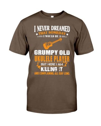 GRUMPY OLD UKULELE