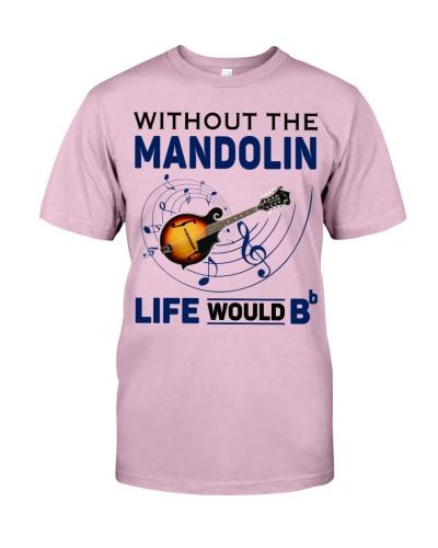 LIFE WOULD B MANDOLIN