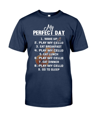 MY PERFECT DAY CELLO