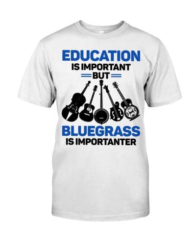 BLUEGRASS IS IMPORTANTER