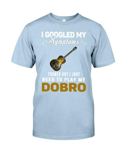 MY SYMPTOMS DOBRO