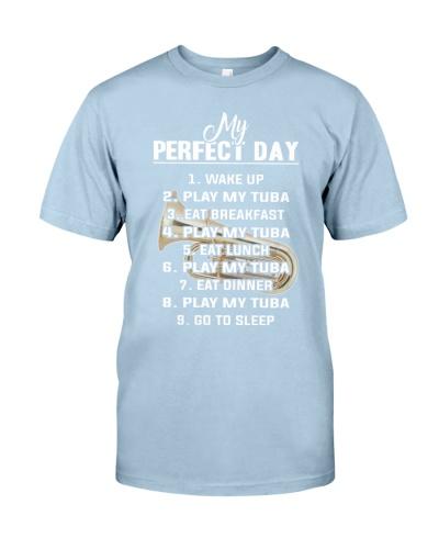 MY PERFECT DAY TUBA