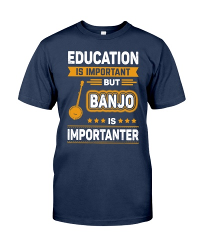 EDUCATION BANJO