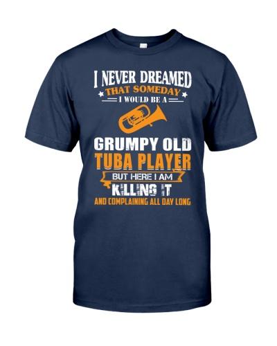 GRUMPY OLD TUBA