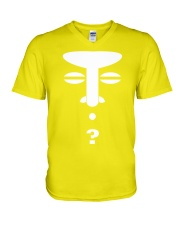 Unknown Tribal V-Neck T-Shirt thumbnail
