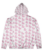 cute Alpaca Hoodie Men's All Over Print Hoodie back