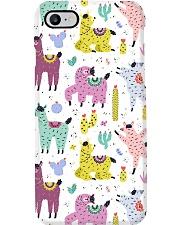 lLAMA FESTIVAL Phone Case tile