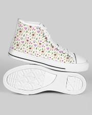 alpaca Garden Women's High Top White Shoes aos-women-high-top-shoes-ghosted-white-outside-right-01