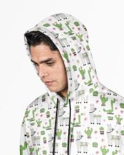 nature Alpaca Hoodie Men's All Over Print Hoodie aos-complex-men-hoodie-lifestyle-front-04