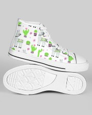 nature and alpaca Women's High Top White Shoes aos-women-high-top-shoes-ghosted-white-outside-right-01