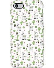 Alpaca nature  Phone Case tile