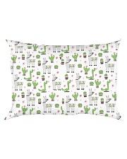 Alpaca nature  Rectangular Pillowcase tile