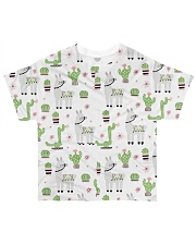 Alpaca nature  All-over T-Shirt front