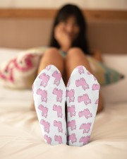 PINK alpaca Crew Length Socks aos-accessory-crew-length-socks-lifestyle-back-02