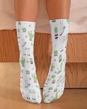 nature alpaca Crew Length Socks aos-accessory-crew-length-socks-lifestyle-front-02