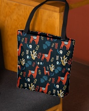 Premium Tote Bag 2 All-over Tote aos-all-over-tote-lifestyle-front-02