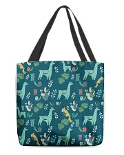 Premium Tote Bag 4 All-over Tote front