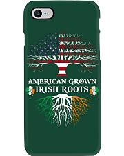 American Grown Irish Roots Phone Case thumbnail