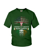 American Grown Irish Roots Youth T-Shirt thumbnail