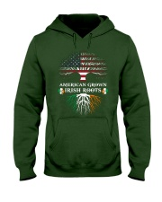 American Grown Irish Roots Hooded Sweatshirt thumbnail