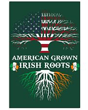 American Grown Irish Roots 11x17 Poster thumbnail