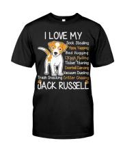 Black bears Classic T-Shirt thumbnail