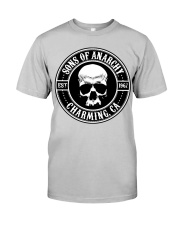 Sons Of Anarchy Classic T-Shirt front