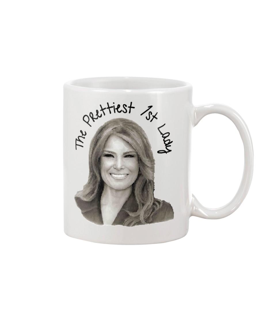 Melania The Prettiest 1st Lady Mug