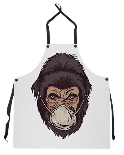 Gorilla in New World