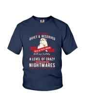 Bulldog Youth T-Shirt front