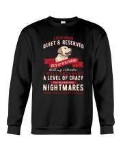 Labrador T-shirt Crewneck Sweatshirt thumbnail