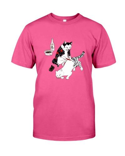 T-shirt For Cat Fans