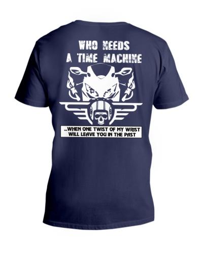 Who needs a time machine