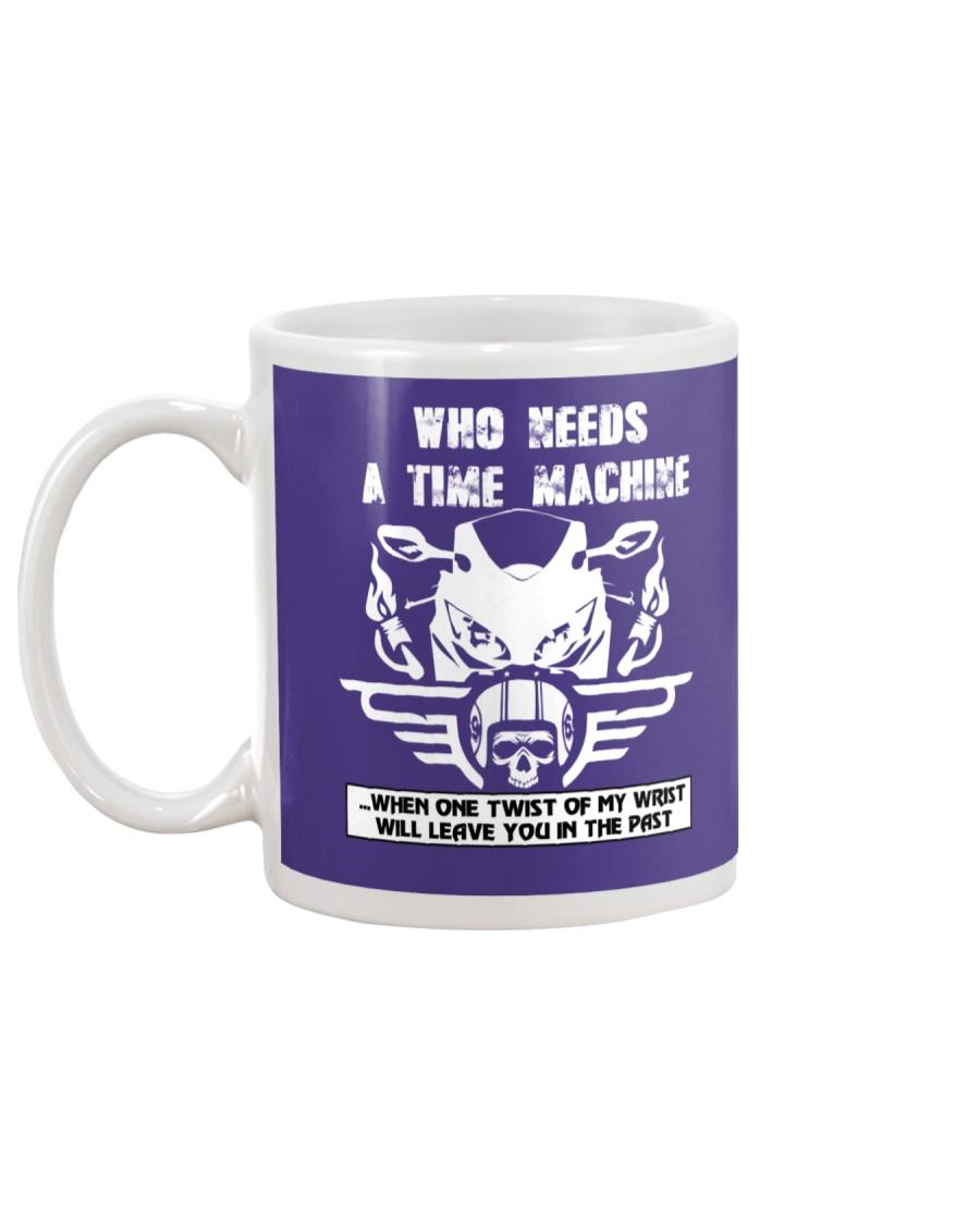 Who needs a time machine Mug