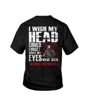 Firefighter Shirt - Retired Firefighter Youth T-Shirt thumbnail