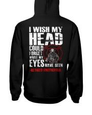 Firefighter Shirt - Retired Firefighter Hooded Sweatshirt thumbnail
