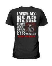 Firefighter Shirt - Retired Firefighter Ladies T-Shirt thumbnail