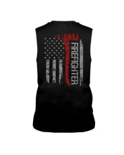 FireFighters Pride Tshirt Sleeveless Tee thumbnail