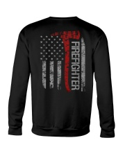 FireFighters Pride Tshirt Crewneck Sweatshirt thumbnail