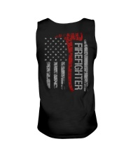 FireFighters Pride Tshirt Unisex Tank tile