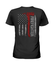 FireFighters Pride Tshirt Ladies T-Shirt thumbnail