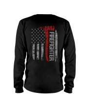 FireFighters Pride Tshirt Long Sleeve Tee thumbnail