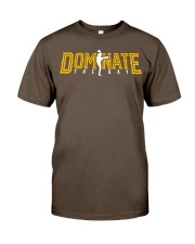 Dominate the Day  Premium Fit Mens Tee front