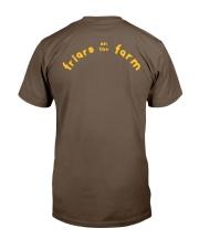 Chin Music City Classic T-Shirt back