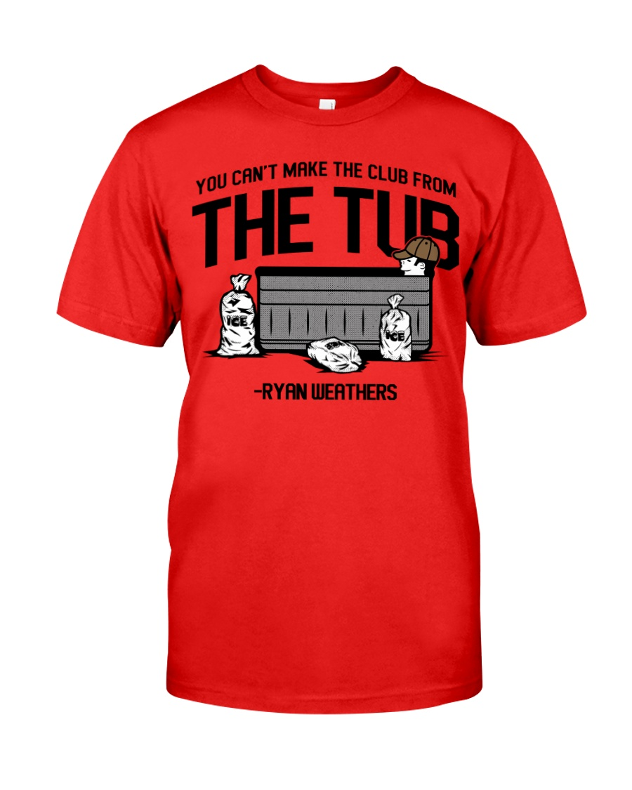 Ryan Weathers Classic T-Shirt